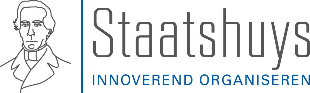 Logo Staatshuys geboortehuis Thorbecke Zwolle