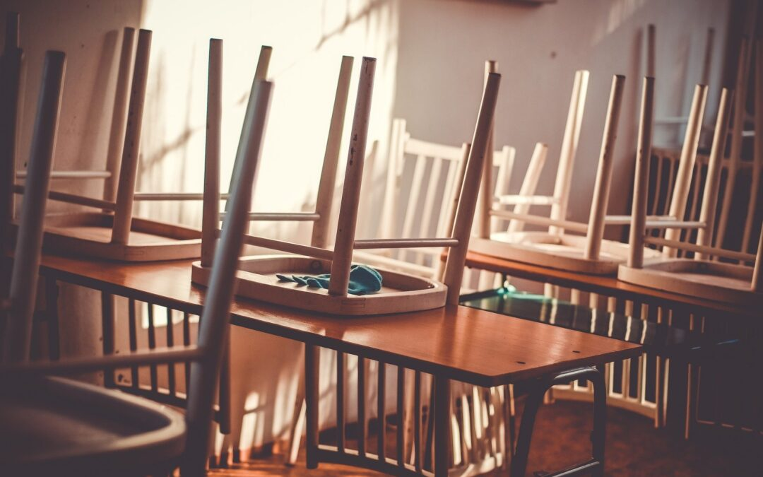 Ontzorgen op Onderwijshuisvesting