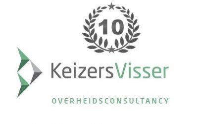 10 jaar Keizers & Visser door de ogen van Margit Bouman